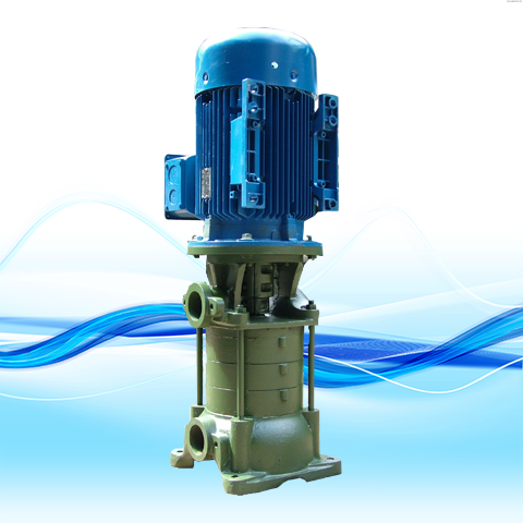 VERTICAL CENTRIFUGAL PUMP