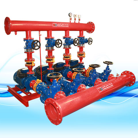 FIRE FIGHTING BOOSTER PUMP