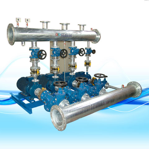 IRRIGATION BOOSTER PUMP